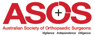 Australian Society of Orthopaedic Surgeons. Logo