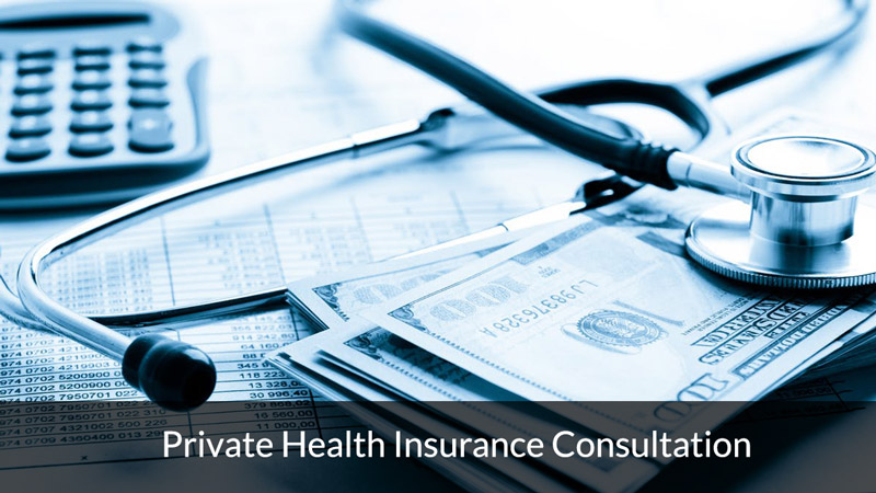 Private Health Insurance Consultation