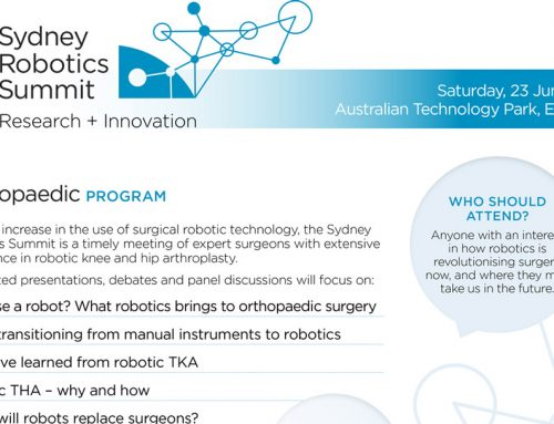 Sydney Robotics Summit 2018 – ASOS