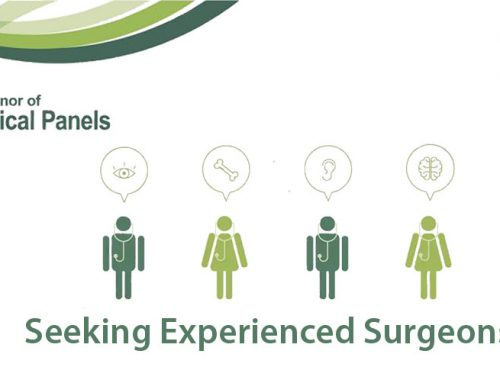 Medical Panels Seeking Experienced Orthopaedic Surgeons