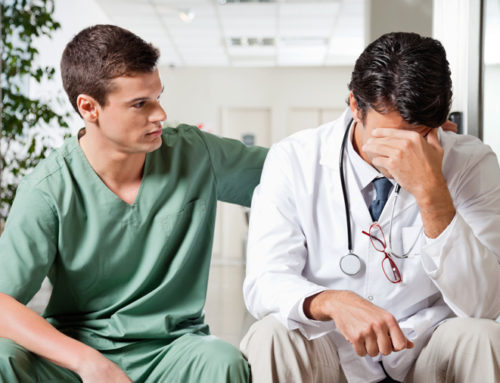 My Millennial Doctor Peers Think They're Walking Into a Crisis