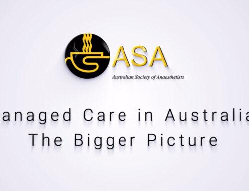 Managed Care in Australia